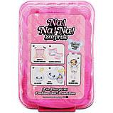Na! Na! Na! Surprise S2 Мягкая куколка сюрприз с сумочкой Миша Маус 564737 Misha Mouse Fashion Doll, фото 4