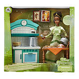 Disney Набор Тиана и ресторан 2020 Tiana Classic Doll Restaurant Play Set, фото 2