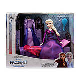 Disney Frozen 2 Холодное сердце 2 набор Эльза и комната Эльзы спальня Elsa Classic Doll Bedroom Play Set, фото 2