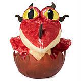 DreamWorks Dragons Как приручить дракона Мягкая игрушка Кривоклык SM66623/7557 Hookfang Plush Dragon Eggs, фото 2