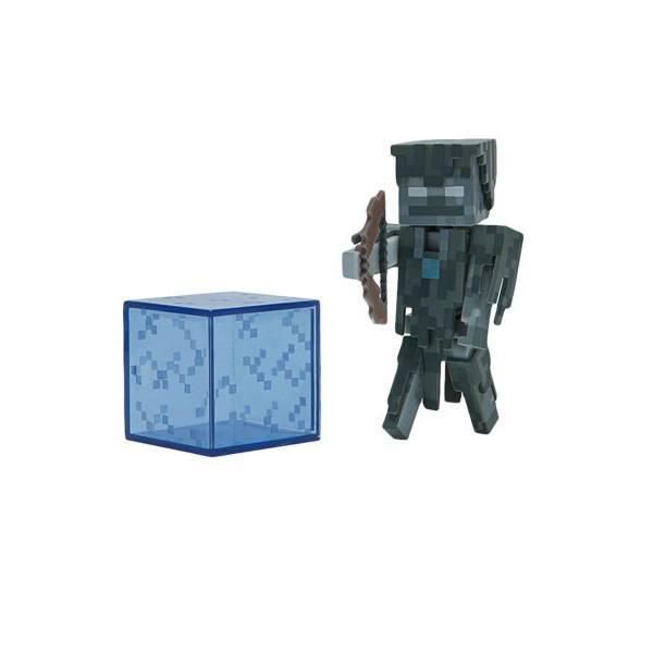Minecraft S4 Майнкрафт фигурка Зимогор Stray Action Figure