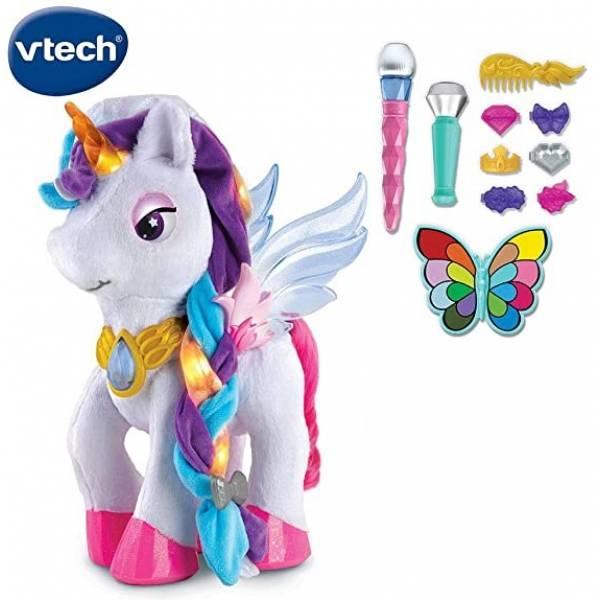 VTech Интерактивный волшебный Единорог Майла 80-182500 Myla The Magical Unicorn