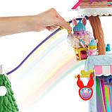 Enchantimals лижний будиночок-шале з кроликами Беви і Джамп Ski Chalet Playset, фото 2