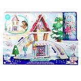 Enchantimals лижний будиночок-шале з кроликами Беви і Джамп Ski Chalet Playset, фото 5