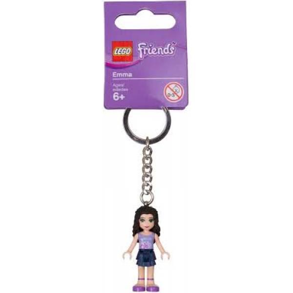 Lego Friends брелок Эмма 853547 Emma Keyring
