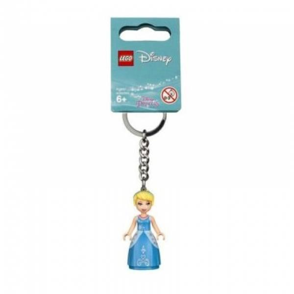Lego Disney Princesses брелок Золушка 853781 Cinderella Key Chain