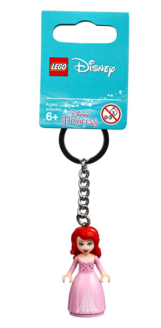 Lego Disney Princesses брелок Ариэль 853954 ariel Key Chain