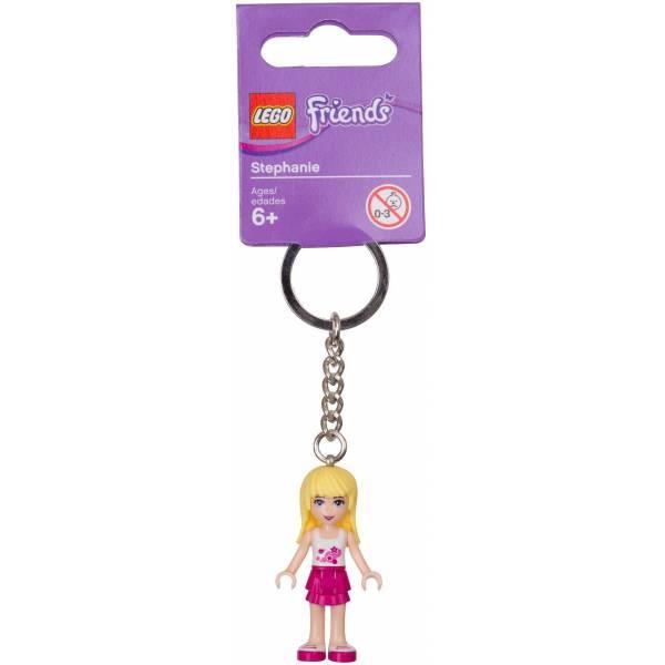 Lego Friends брелок Стефани 853550 Stephanie Keyring