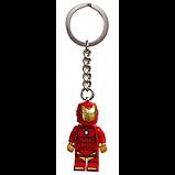 Lego Super Heroes брелок Железный человек 853706 Marvel Keylight iron man, фото 2