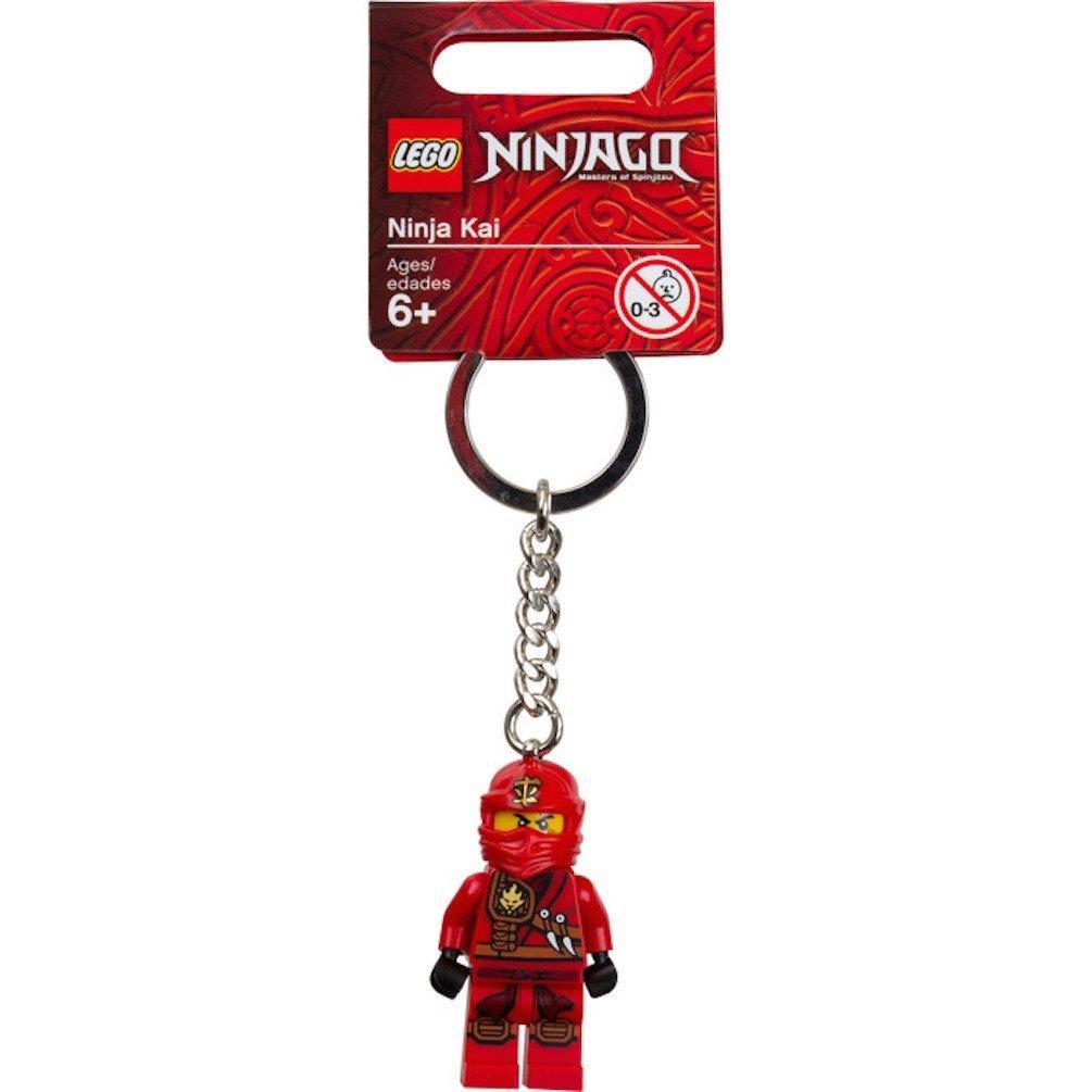 Lego Ninjago брелок Кай 851351 Ninja Kai Key Chain