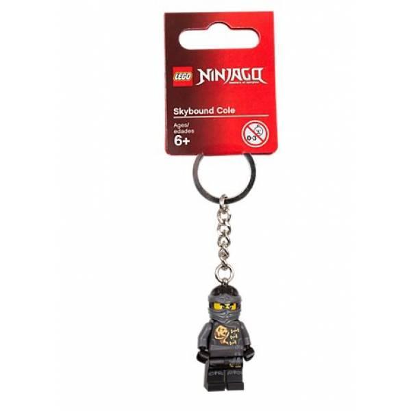 Lego Ninjago брелок Коул 853538 skybound cole Key Chain