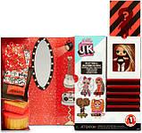 L.O.L. Surprise! S1 Куколка сюрприз мини Леди сваг 570769 JK M.C. Swag Mini Fashion Doll with 15 Surprises, фото 2