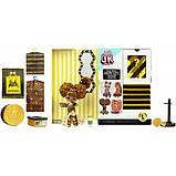 L.O.L. Surprise! S1 Куколка сюрприз мини Королева Пчелка 570783 JK Queen Bee Mini Fashion Doll with 15, фото 2
