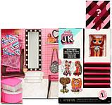 L.O.L. Surprise! S1 Куколка сюрприз мини Леди дива 570752 JK Diva Mini Fashion Doll with 15 Surprises, фото 5
