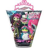 Novi Stars Кукла инопланетянка Али Лектрик светится 516927 Alie Lectric Doll, фото 4