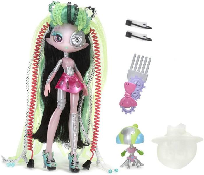 Novi Stars Лялька інопланетянка Рв Ботик зачіски 521587 roe botik Curl and Coil Hair Doll