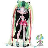 Novi Stars Лялька інопланетянка Рв Ботик зачіски 521587 roe botik Curl and Coil Hair Doll, фото 3