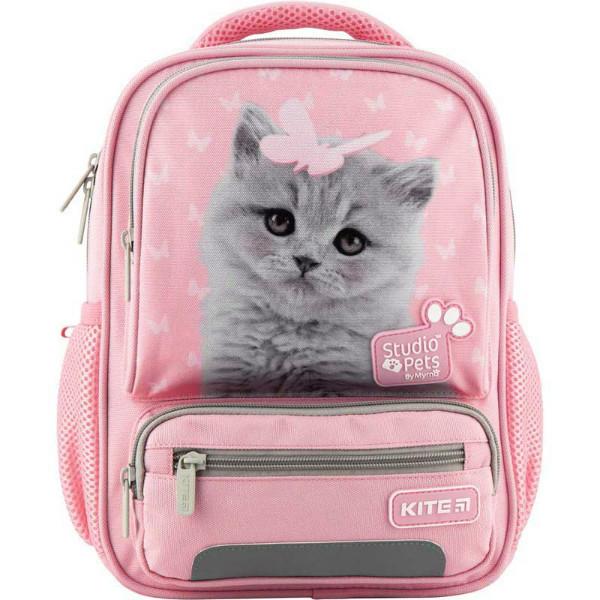 Kite Kids Дошкольный рюкзак Студия домашних животных котенок 2020 SP20-559XS Studio Pets