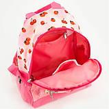 Kite Kids Дошкольный рюкзак Попкорн медведь розовый PO18-534XXS Popcorn Bear, фото 2