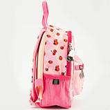 Kite Kids Дошкольный рюкзак Попкорн медведь розовый PO18-534XXS Popcorn Bear, фото 3