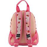 Kite Kids Дошкольный рюкзак Попкорн медведь розовый PO18-534XXS Popcorn Bear, фото 4