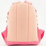 Kite Kids Дошкольный рюкзак Попкорн медведь розовый PO18-534XXS Popcorn Bear, фото 7