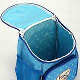 Kite Kids Дошкольный рюкзак Попкорн медведь голубой PO17-535XXS-1 Popcorn Bear, фото 4
