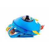 Supercute Дошкольный рюкзак Ракета голубой SF038- с rocket, фото 4