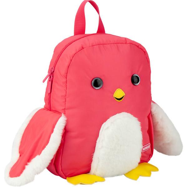 Kite Kids Дошкільний рюкзак Пінгвін рожевий 2020 K20-563XS-1 Penguin