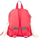 Kite Kids Дошкільний рюкзак Пінгвін рожевий 2020 K20-563XS-1 Penguin, фото 3