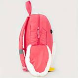 Kite Kids Дошкільний рюкзак Пінгвін рожевий 2020 K20-563XS-1 Penguin, фото 4