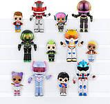 L.O.L. Surprise! Мальчики Космонавты Герои аркады Gear Guy Titanium 569374 Boys Arcade Heroes, фото 7