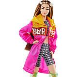 Barbie BMR 1959 W2 БМР барбі висока азіатка GPF15 Fully Poseable Fashion Doll Tall Brunette Jacket, Shorts, фото 3