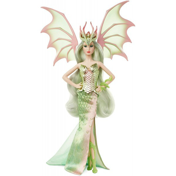 Barbie Барбі Імператриця Драконів GHT44 Dragon Empress Mythical Muse