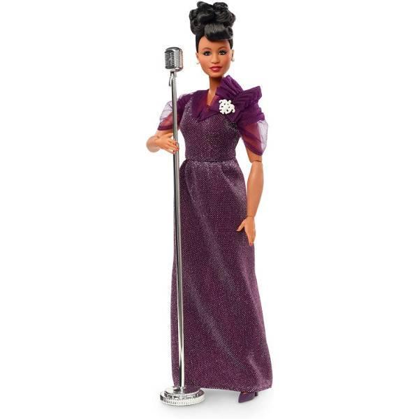 Barbie Барбі Надихаючі жінки Елла Фіцджеральд GHT86 Inspiring Women Series Ella Fitzgerald