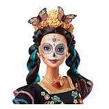Barbie Барби катрина день мертвых FXD52 Dia de lo Muertos, фото 4