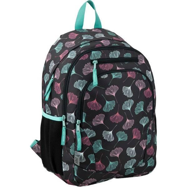 GoPack Молодежный рюкзак школьный цветы GO20-132M-1 Education Flowers