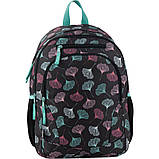 GoPack Молодежный рюкзак школьный цветы GO20-132M-1 Education Flowers, фото 2