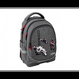 Kite Школьный рюкзак с мотоциклами 2020 K20-724S-2 Education Speed, фото 4