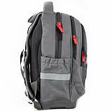 Kite Школьный рюкзак с мотоциклами 2020 K20-724S-2 Education Speed, фото 5