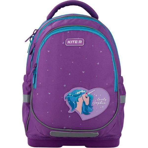 Kite Шкільний рюкзак Прекрасна Софі 2020 K20-724S-1 Lovely Sophie