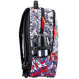 Kite Городской рюкзак Мороженное мозги K20-2569L-4 city street style, фото 7