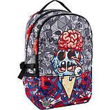 Міський рюкзак Kite Морозиво мізки K20-2569L-4 city street style, фото 8
