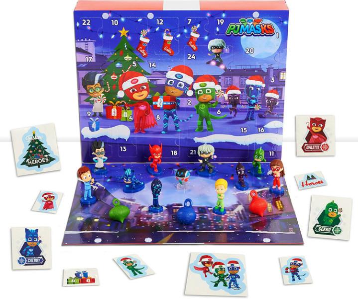 Just Play PJ Masks Герои в масках адвент календарь 2019 95686 Advent Calendar
