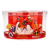 Disney Игровой набор с фигурками Суперсемейка 2 2019 The Incredibles 2 Figure Play Set, фото 5