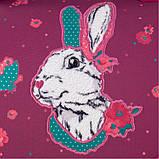 Kite Шкільний каркасний рюкзак зайчик 2020 K20-501S-7 Bunny, фото 6