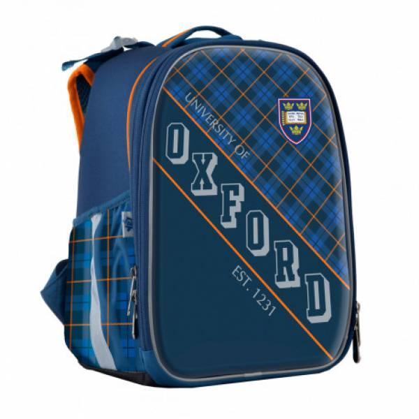 Yes Школьный каркасный рюкзак университет оксфорд  555370 H-25 Oxford