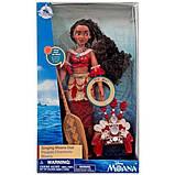 Disney Поющая Моана ваяна Moana Singing Moana Doll, фото 3