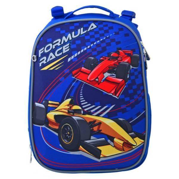 Yes Шкільний каркасний рюкзак Формула Гонки 556185 H-25 Formula Race