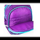 Kite Школьный рюкзак со сменной панелью Красивые тропики K20-700M Beautiful Tropics, фото 2